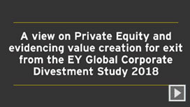 EY - Views from Global Corporate Divestment Study 2018