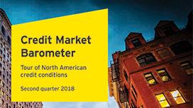 EY Q2 2018 Credit Market Barometer</
