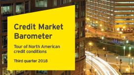 EY Q3 2018 Credit Market Barometer