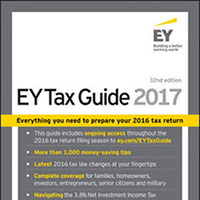 Ernst & young tax guide 2017: ernst & young llp: 9781119248170.