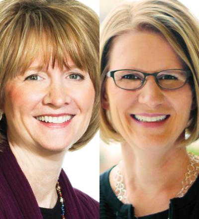 EY - Debra Jasper and Betsy Hubbard