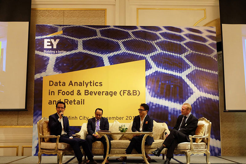 "EY - Seminar ""Data Analysis in the Food & Beverage and Retail"""