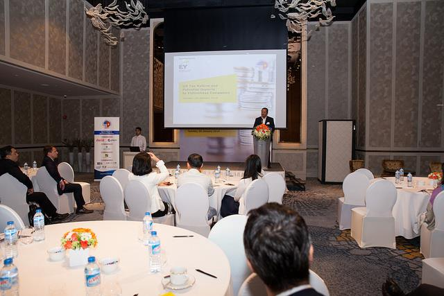 """EY - Seminar """"US Tax Reform and Potential Impacts to Vietnamese Companies"""""""