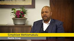 EY - 2017 Exceptional Category Winner, Simphiwe Mehlomakulu