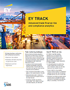 TRACK: Advanced risk and compliance analytics