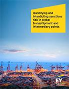 Sanctions risk in global transshipment